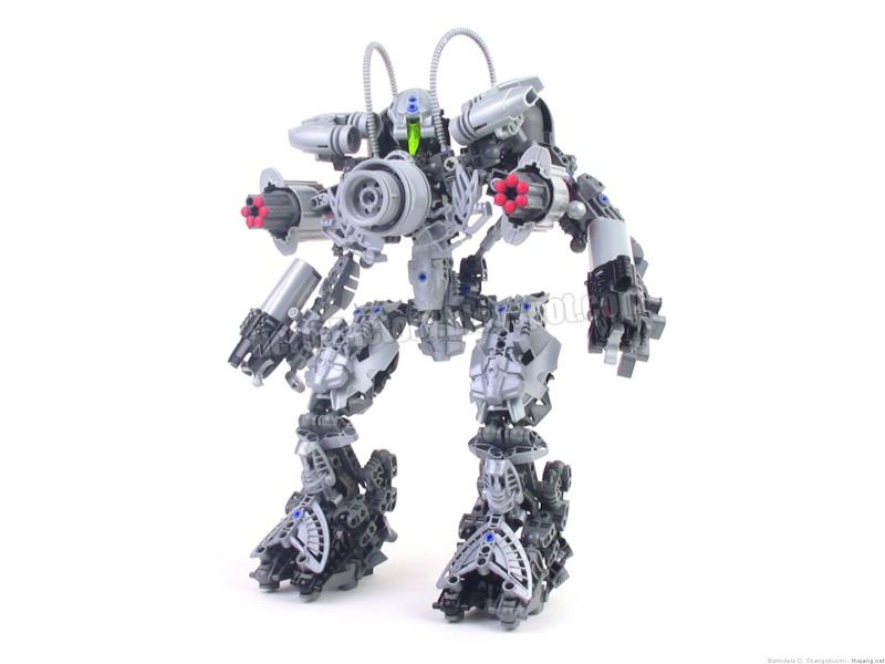 [Moc] Coup de cœur : Drone Titan10
