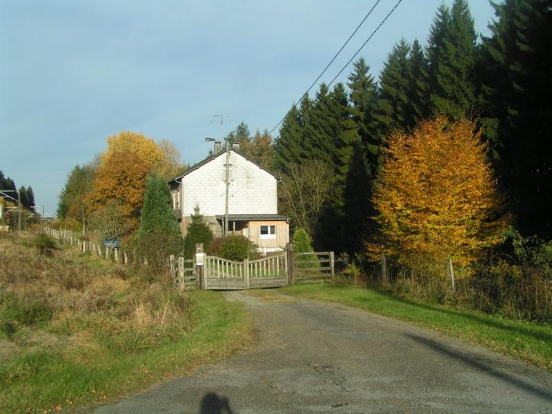 Petit coin d'Ardenne Belge . Couleu11