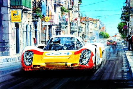 le sport auto  et l'art - Page 20 Alfa-r10