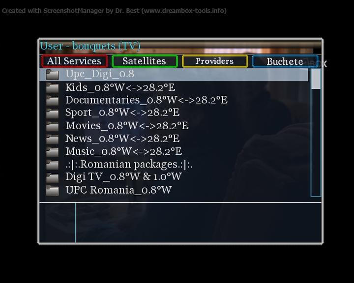 Backup de Imagen TDW 1.70 DM7000 Multiboot  Screen24