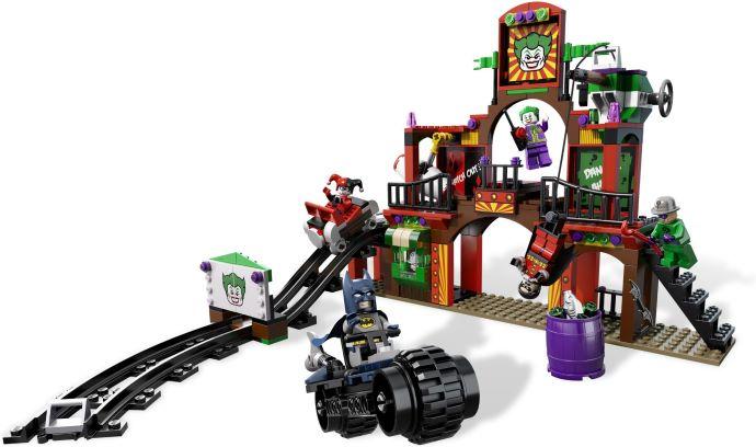 LEGO DC i Marvel heroji 6857-110