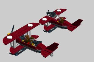 Lego Digital Designer (LDD) - Kreacije članova foruma 7307_m10