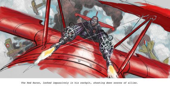 Modifikacija aviona iz seta 7307 Flying Mummy Attack 95133110