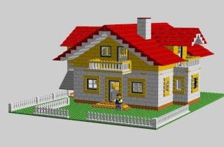 Lego Digital Designer (LDD) - Kreacije članova foruma K091011
