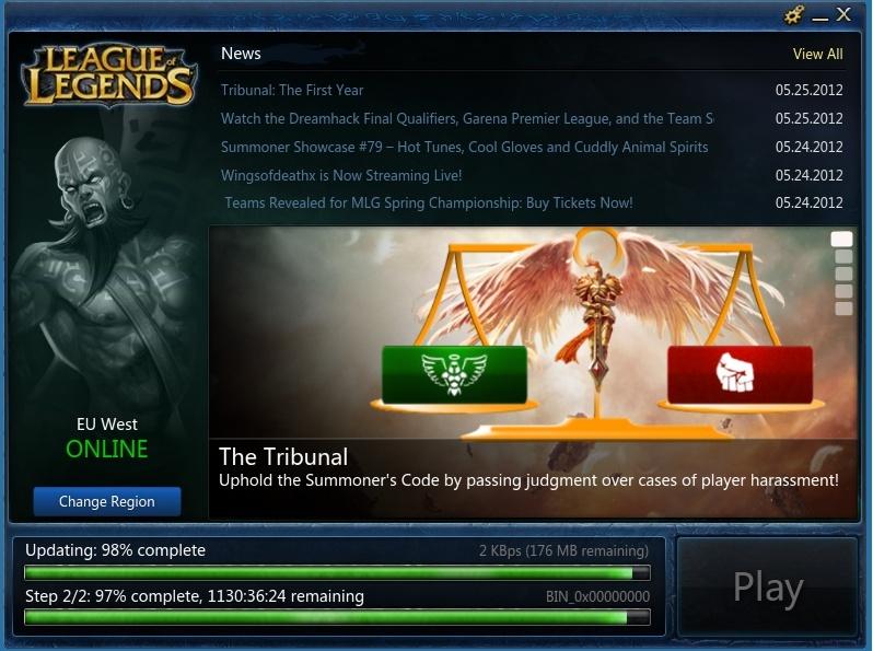 League of Legends Lags11