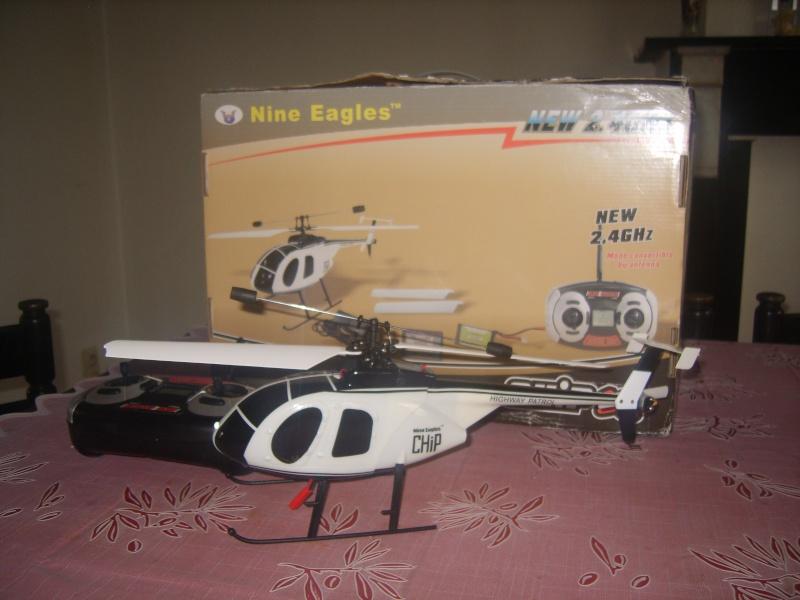Kestrel 500 de Nine Eagles S8302117