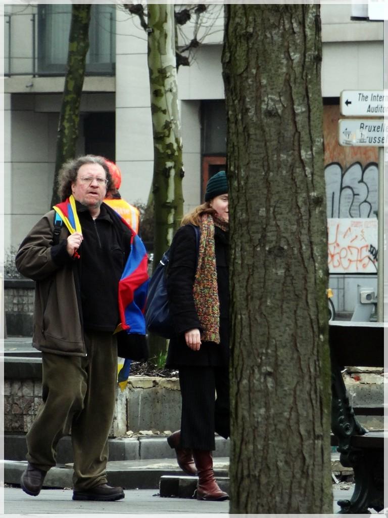 Manifestation pour le Tibet à Bruxelles - Page 2 Dsc03812