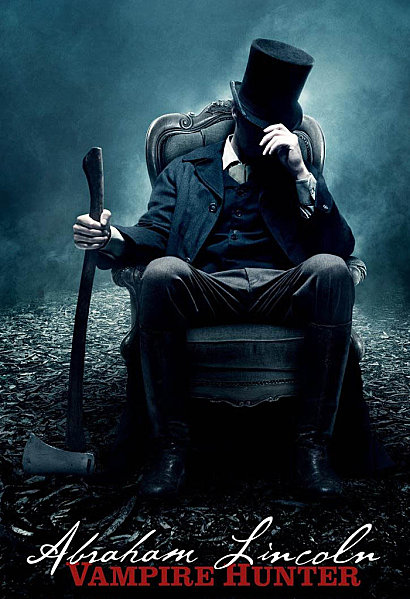 Abraham Lincoln: Vampire hunter Abraha10
