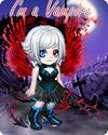 ~Directrice Vampire~ un peu sadique et qui aime boire le sang