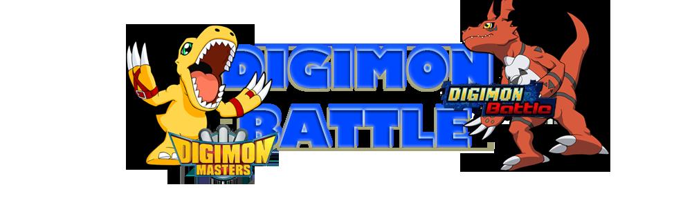 DBO & DMO (Digimon Battle e Digimon Masters online)