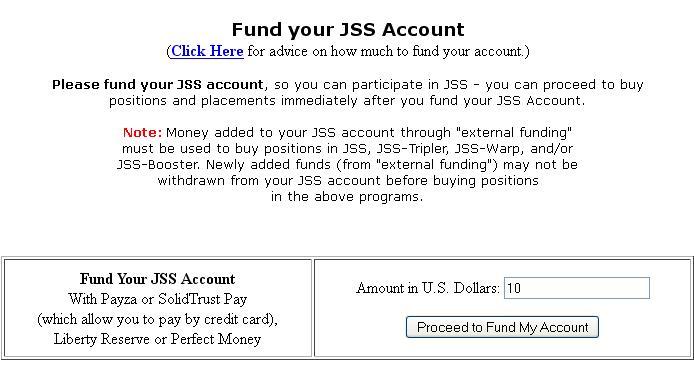 إحصل على 10$ مجاناً عند التسجيل وربح يومي 2% : أفضل موقع لإستثمار الأموال عالمياً + شرح مفصل : Jss tripler Fund10