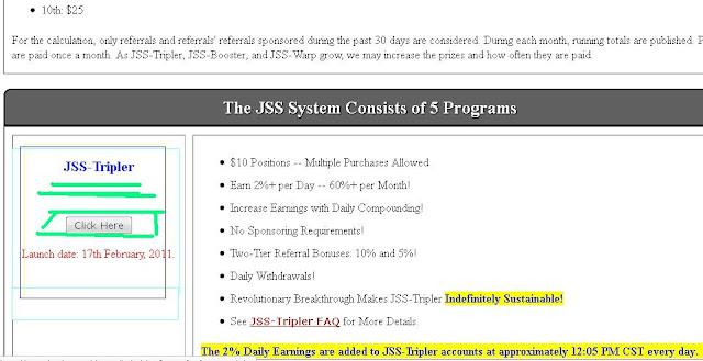 إحصل على 10$ مجاناً عند التسجيل وربح يومي 2% : أفضل موقع لإستثمار الأموال عالمياً + شرح مفصل : Jss tripler Js112