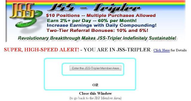 إحصل على 10$ مجاناً عند التسجيل وربح يومي 2% : أفضل موقع لإستثمار الأموال عالمياً + شرح مفصل : Jss tripler Js113