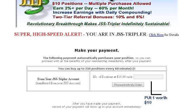 إحصل على 10$ مجاناً عند التسجيل وربح يومي 2% : أفضل موقع لإستثمار الأموال عالمياً + شرح مفصل : Jss tripler Js115