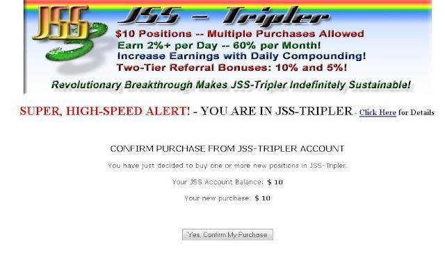 إحصل على 10$ مجاناً عند التسجيل وربح يومي 2% : أفضل موقع لإستثمار الأموال عالمياً + شرح مفصل : Jss tripler Jsssss10
