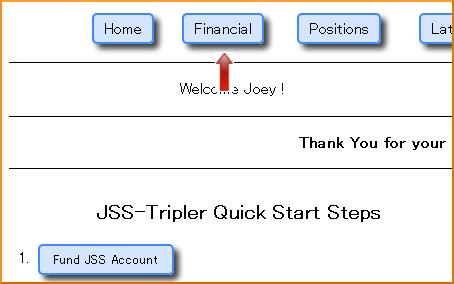 إحصل على 10$ مجاناً عند التسجيل وربح يومي 2% : أفضل موقع لإستثمار الأموال عالمياً + شرح مفصل : Jss tripler Jsstri10