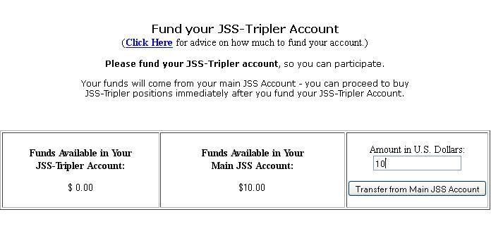إحصل على 10$ مجاناً عند التسجيل وربح يومي 2% : أفضل موقع لإستثمار الأموال عالمياً + شرح مفصل : Jss tripler Tran210