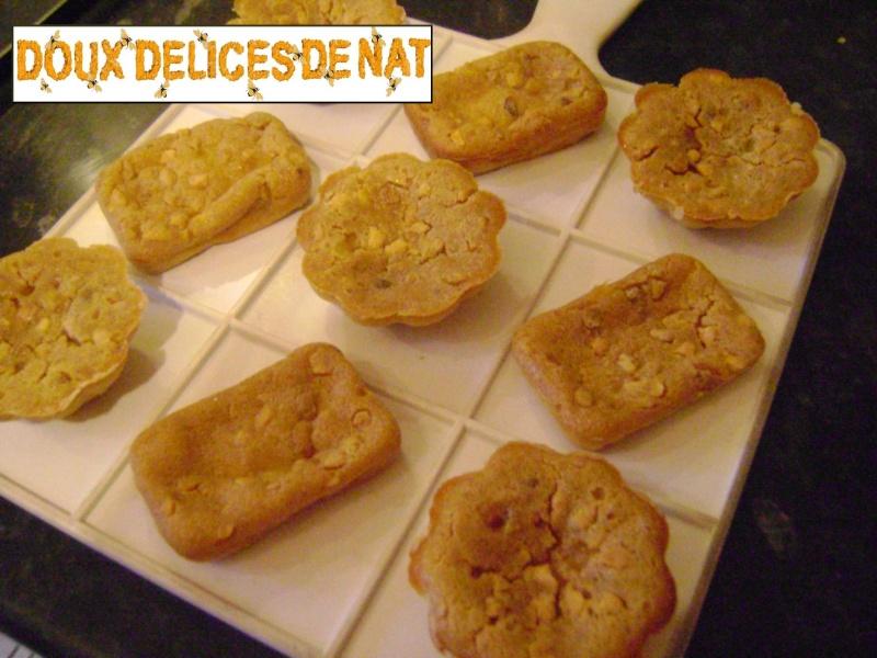 Cannelés au beurre de cacahuettes crunchy : Cannel12