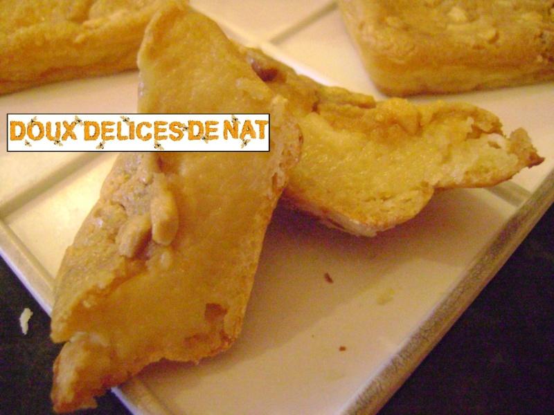 Cannelés au beurre de cacahuettes crunchy : Cannel13