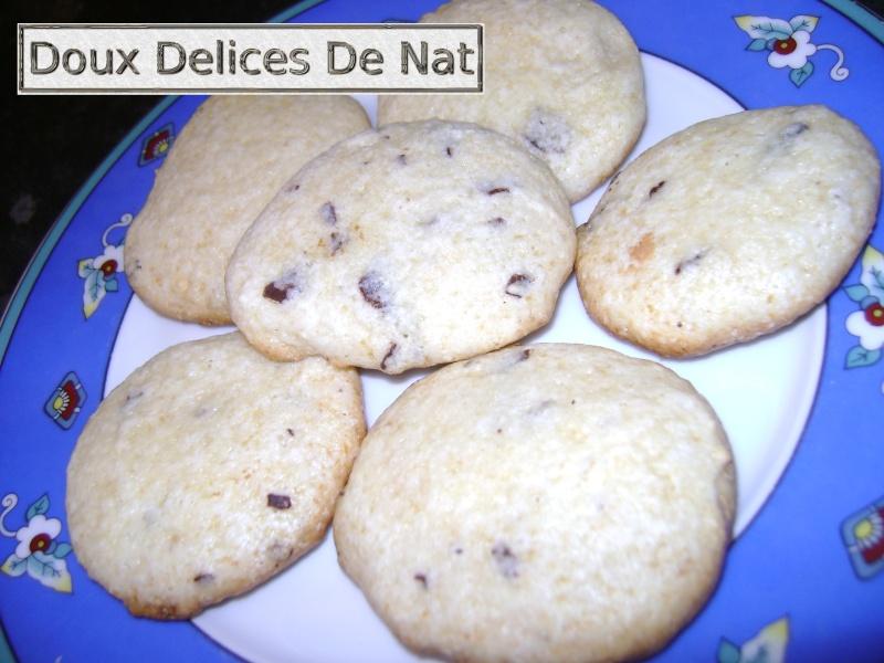 Assortiment de petits gateaux sans oeufs : Cookie13