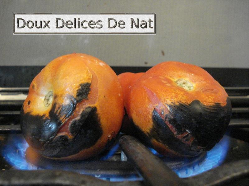 Rougail Bringelle  (accompagnement de viandes Réunionnais) : Dsc00410