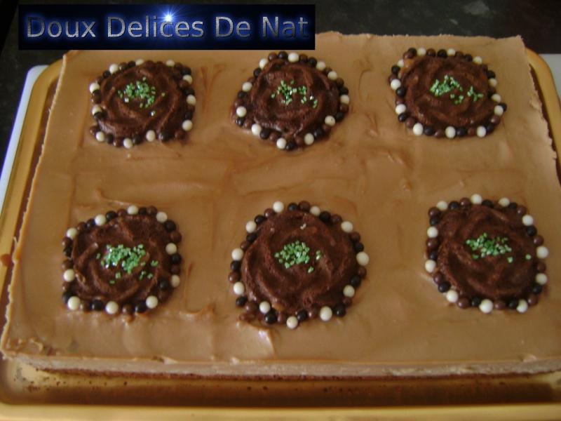 Gâteau l'écureuil : Dsc03112