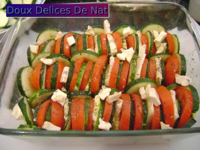 Tian tomates courgettes et mozzarella - Page 3 Dsc03435