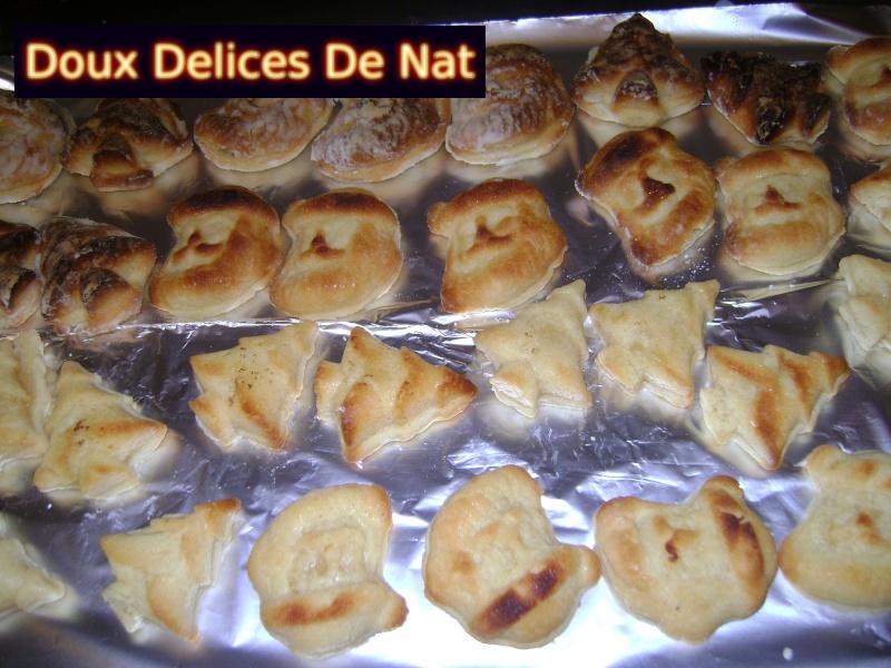 Petits gâteaux de noel à la pâte d'amande : Gateau42