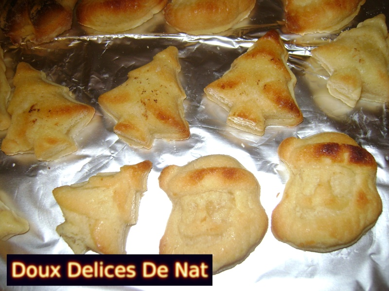 Petits gâteaux de noel à la pâte d'amande : Gateau43