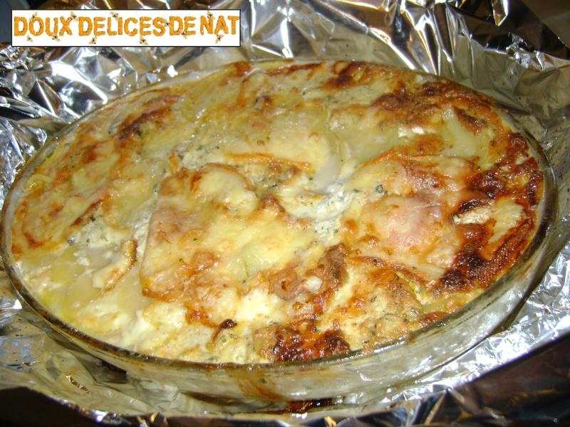 Gratin de pommes de terre au fromage blanc : Gratin14