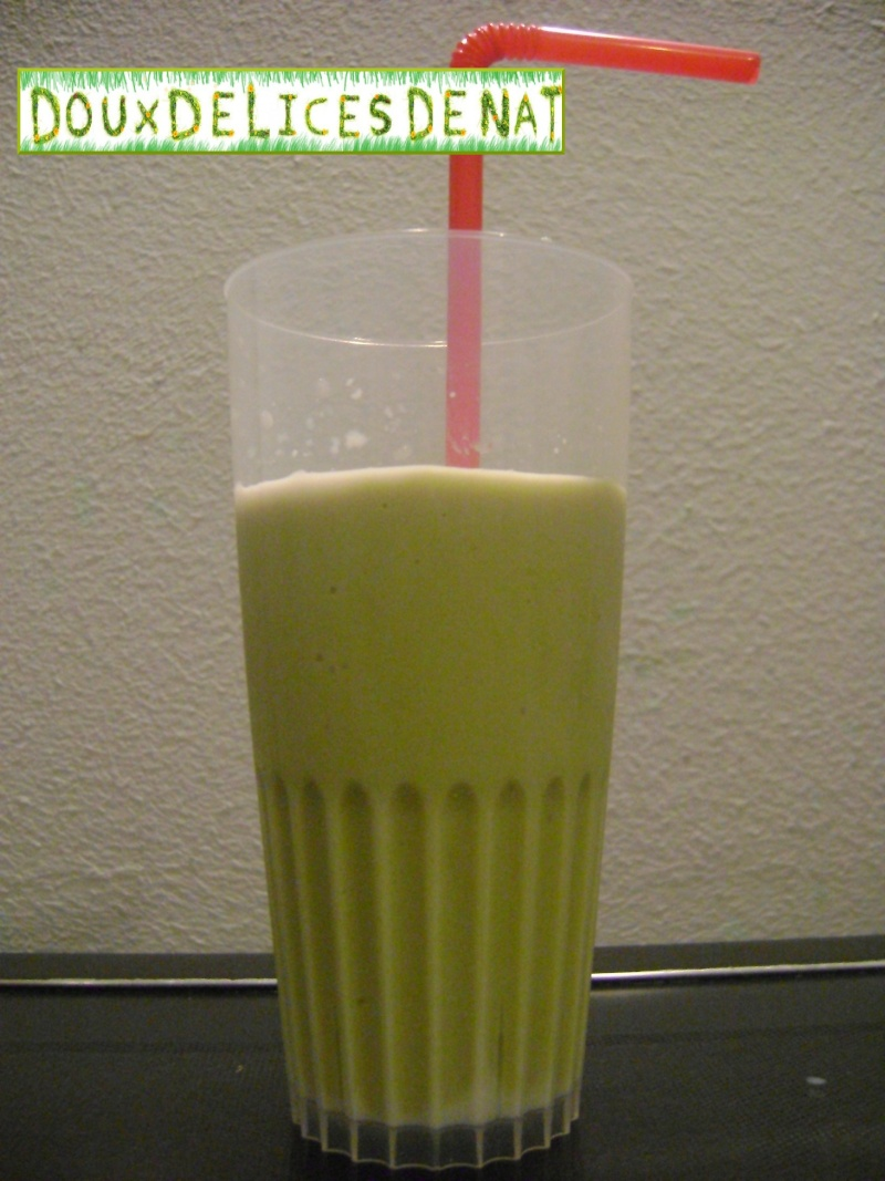 Milk shake à l'avocat : Milk_s10