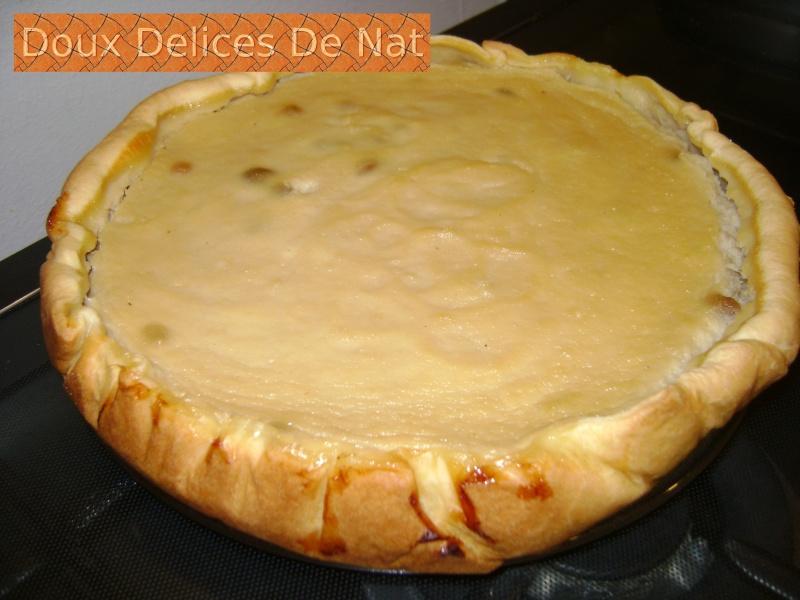 Gateau de patates douces (Réunion): Tarte_24