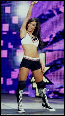 Alicia Fox vs AJ Ajentr10