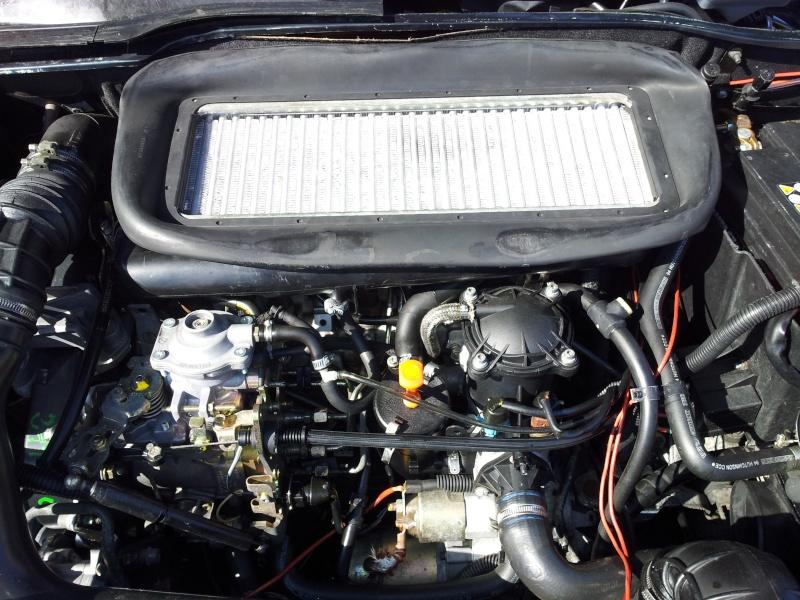 TUTO : Optimisation Pompe d'injection BOSCH et réglage pression de Turbo sur mot 20120361
