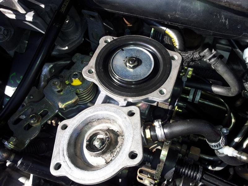 TUTO : Optimisation Pompe d'injection BOSCH et réglage pression de Turbo sur mot 20120364
