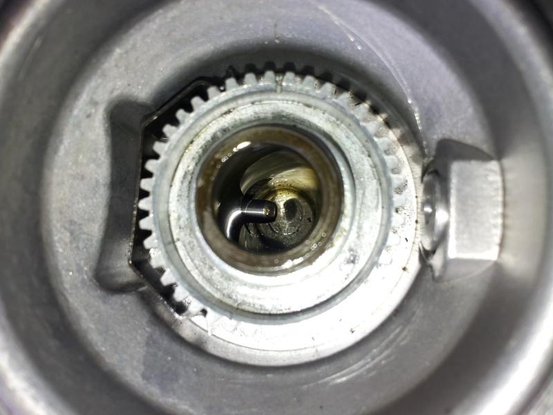 TUTO : Optimisation Pompe d'injection BOSCH et réglage pression de Turbo sur mot 20120369