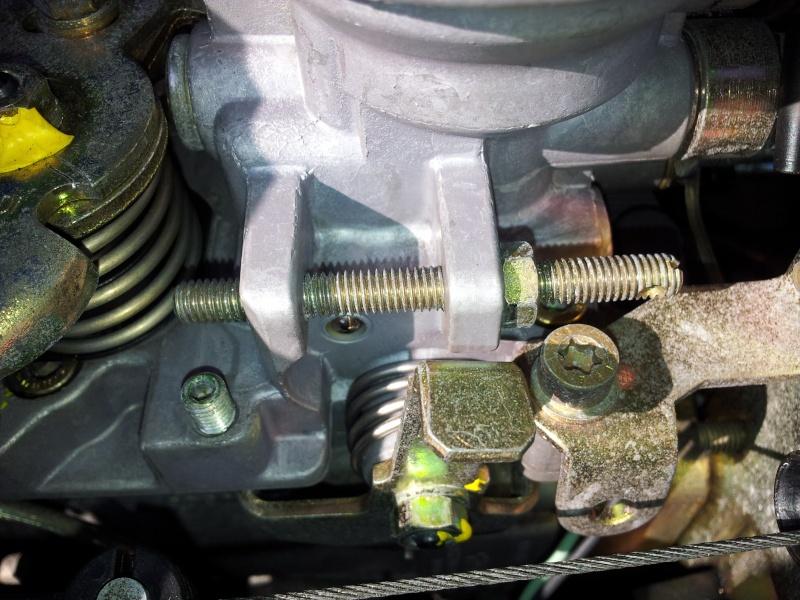 TUTO : Optimisation Pompe d'injection BOSCH et réglage pression de Turbo sur mot 20120376
