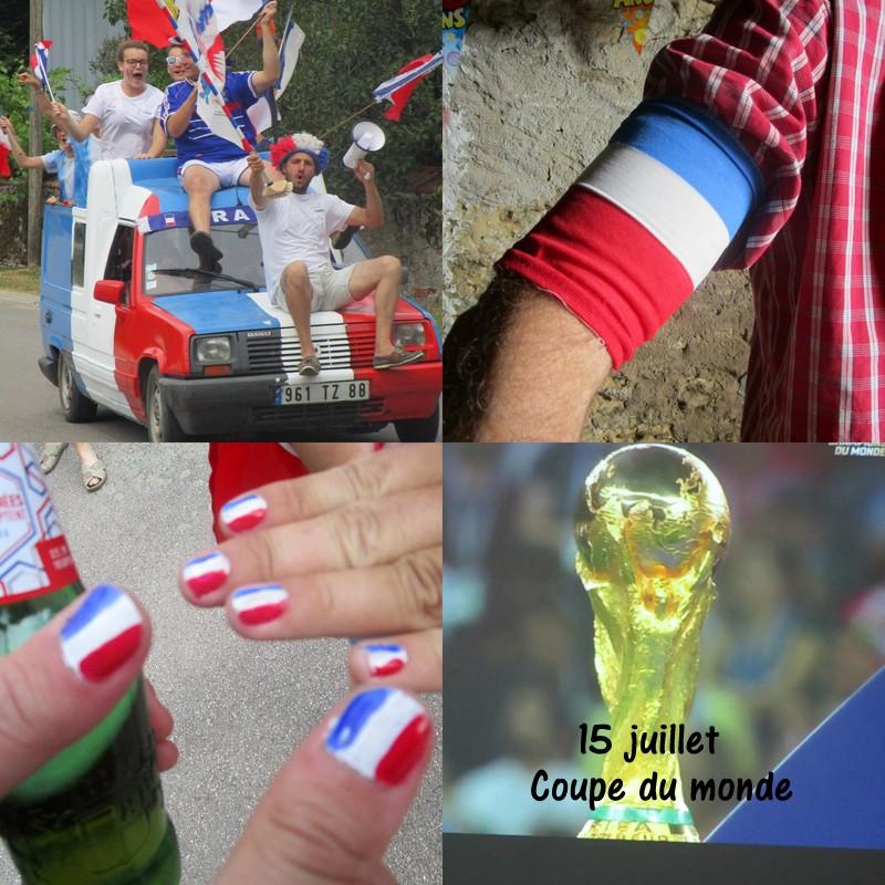 15 juillet : finale de la coupe du monde - Page 2 Juille10