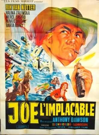 Joe l´implacable - Dinamita Joe - Antonio Margheriti , 1967  09076910