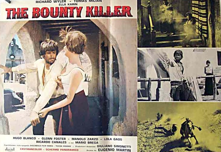 Les tueurs de l'Ouest - El precio de un hombre -  1966 - Eugenio Martin 12007210