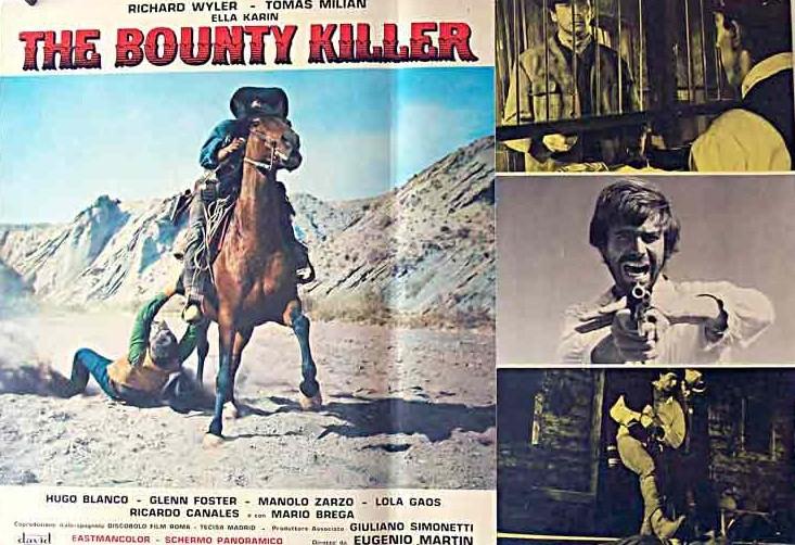 Les tueurs de l'Ouest - El precio de un hombre -  1966 - Eugenio Martin 12007710