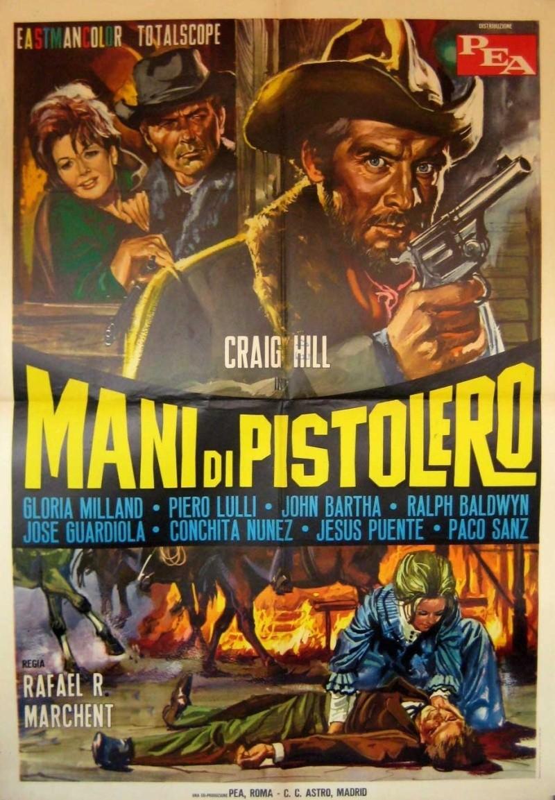 Dans les Mains du Pistolero - Ocaso de un Pistolero - Rafael Romero Marchent - 1965 12115210