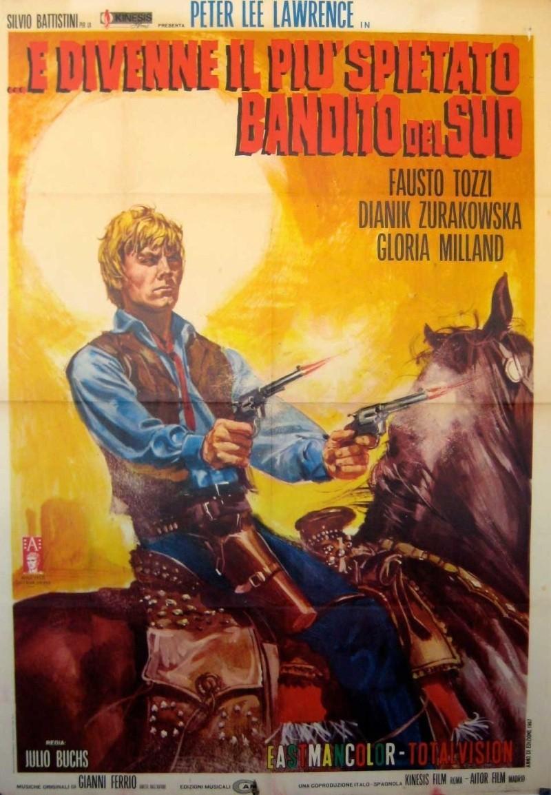 L'homme qui a tué Billy le Kid - El hombre que mató a Billy el Niño - 1967 - Julio Buchs 12141910