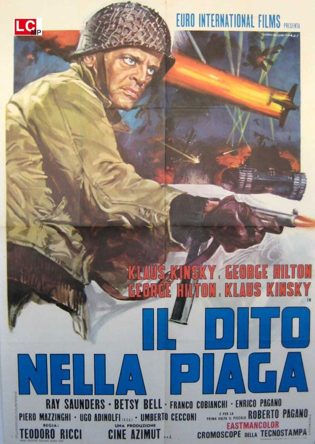 Deux Salopards en Enfer - Il Dito nella piaga - 1969 - Tonino Ricci 12416810