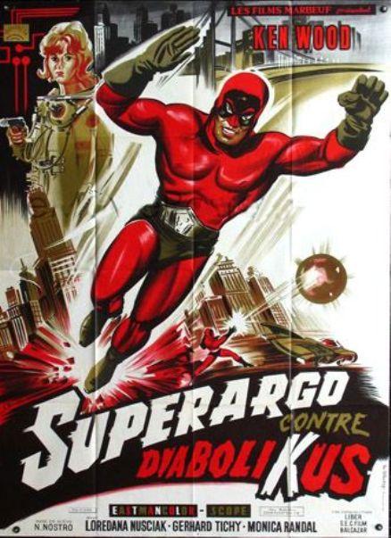 Superargo, el hombre enmascarado- SUPERARGO CONTRA DIABOLICUS- 1966, Nick Nostro 1_11_610