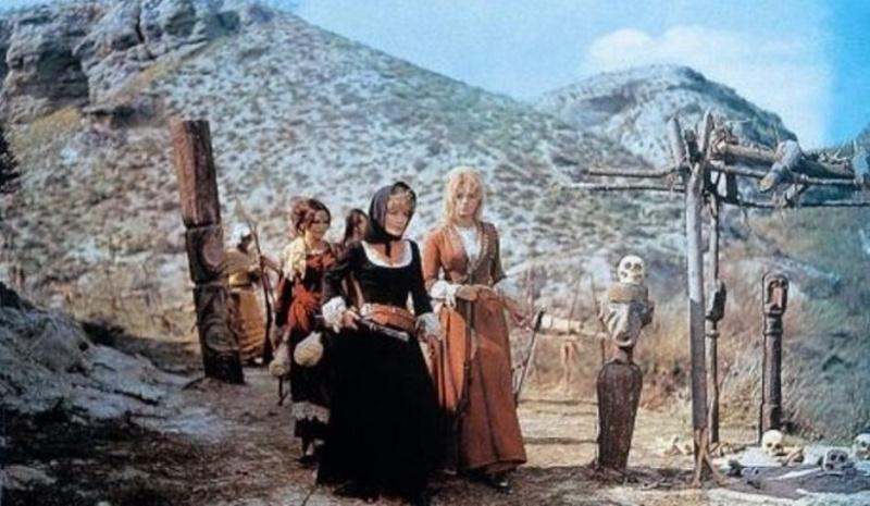 Le triomphe des 7 desperadas - Las siete magníficas - 1966 - Sidney W. Pink , Gian Franco Parolini ... 20624510