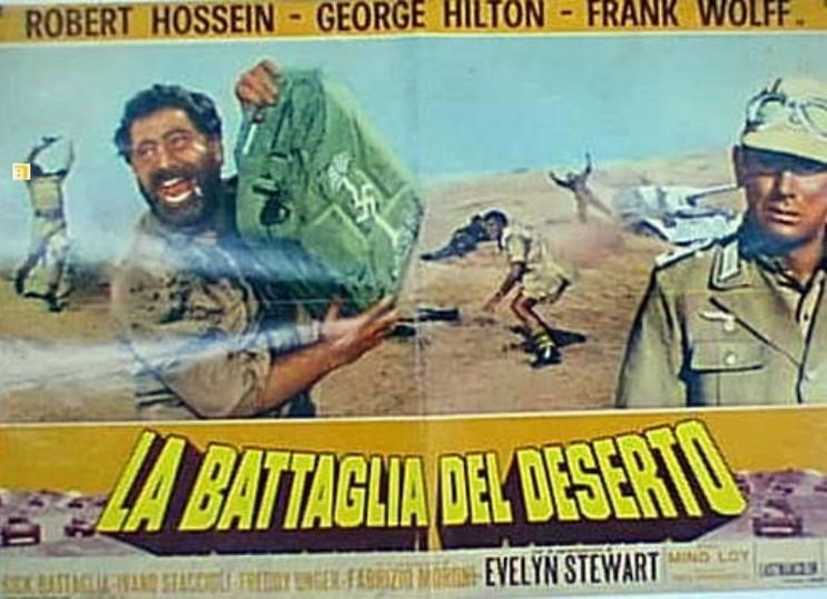 7 Hommes pour Tobrouk - La Battaglia del deserto - 1969 - Mino Loy 2206910