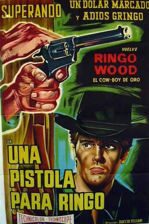 Un pistolet pour Ringo - Una Pistola per Ringo - 1965 - Duccio Tessari 3284611