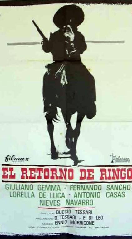 Le retour de Ringo - Il ritorno di Ringo - 1965 - Duccio Tessari 3305310