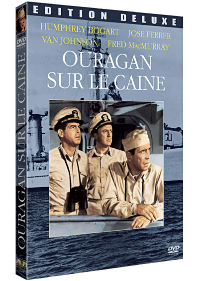 Ouragan sur le Caine. 'The Caine Mutiny' . 1954 . Edward Dmytryk. 33332910